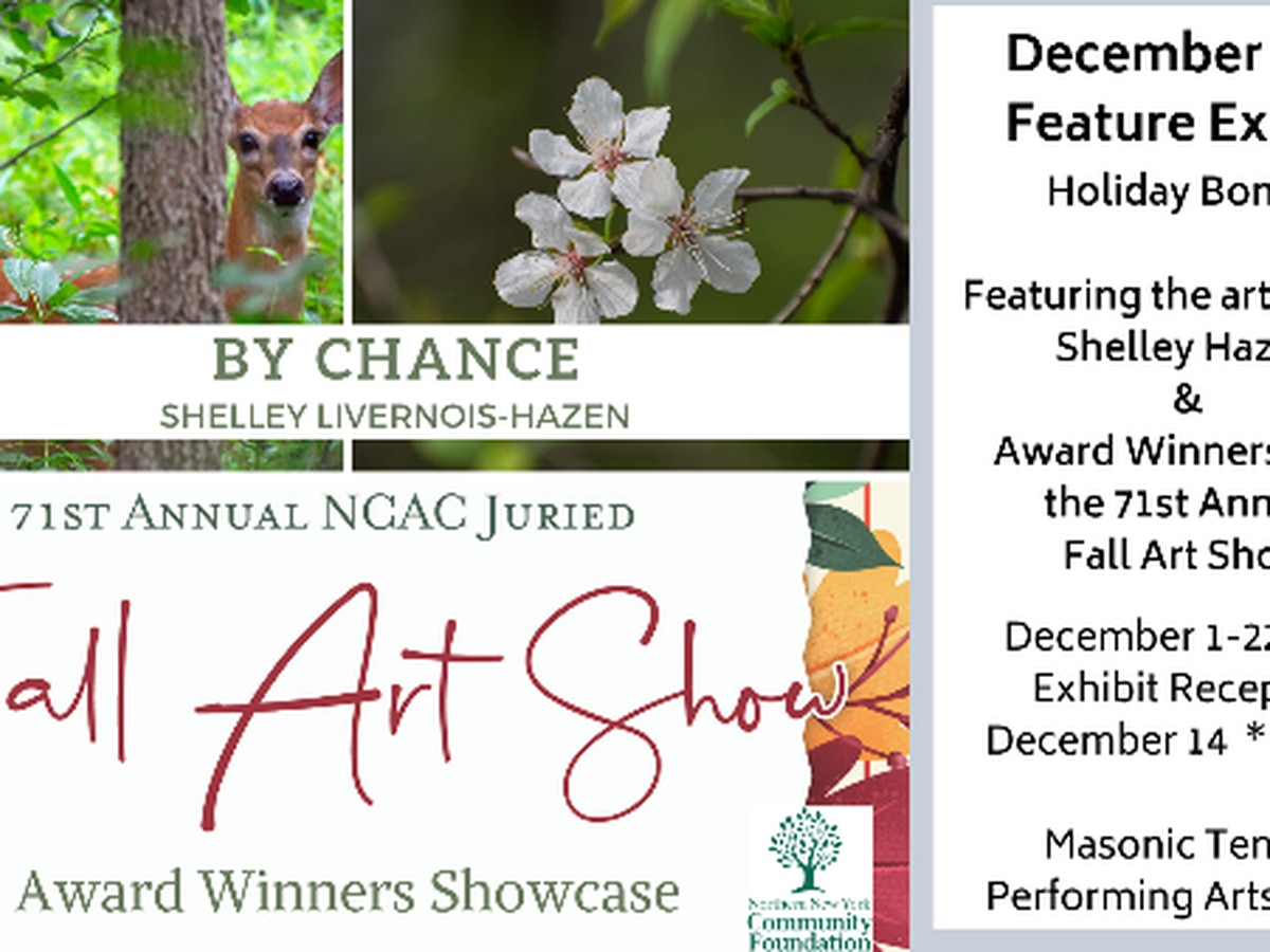 December Exhibit - North Country Arts Council