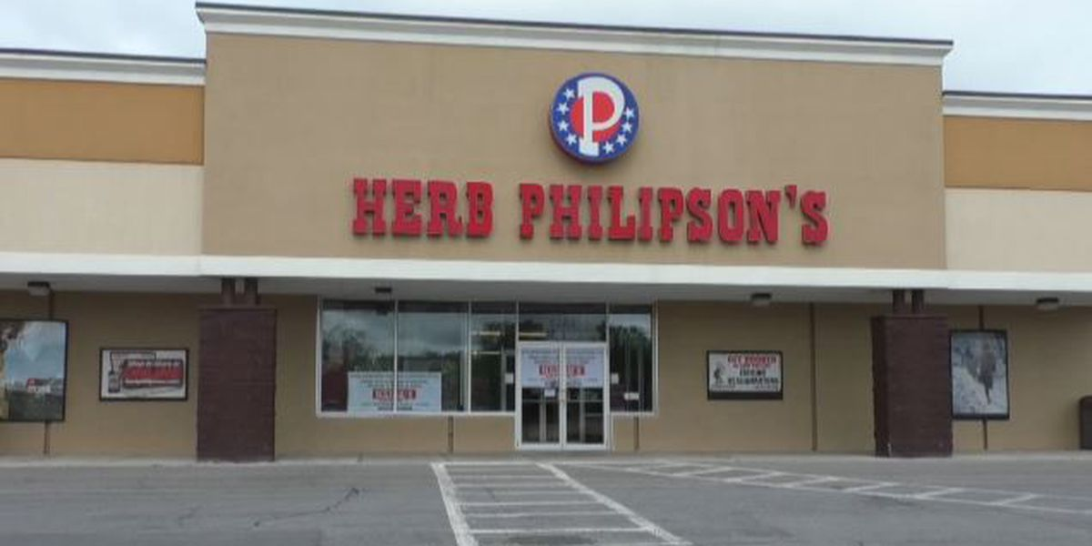 Herb Philipson's looking to sell chain
