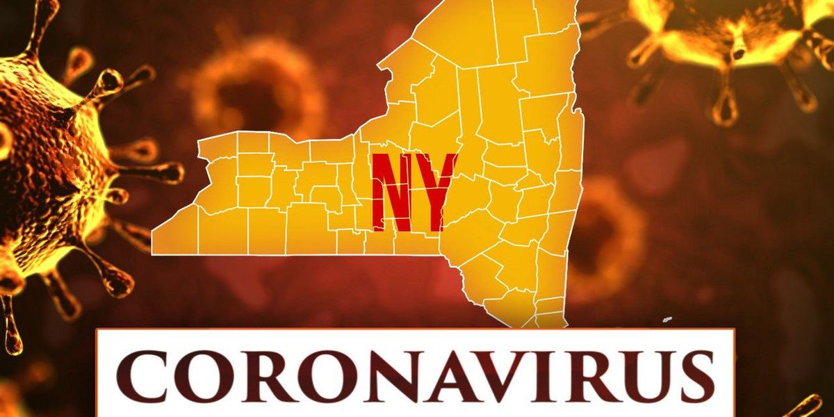 1 New Yorker dies from COVID-19 Sunday