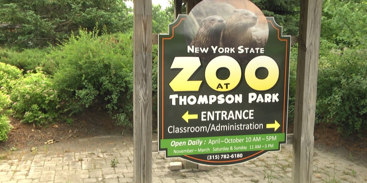Thompson Park Zoo opens, some restrictions in place