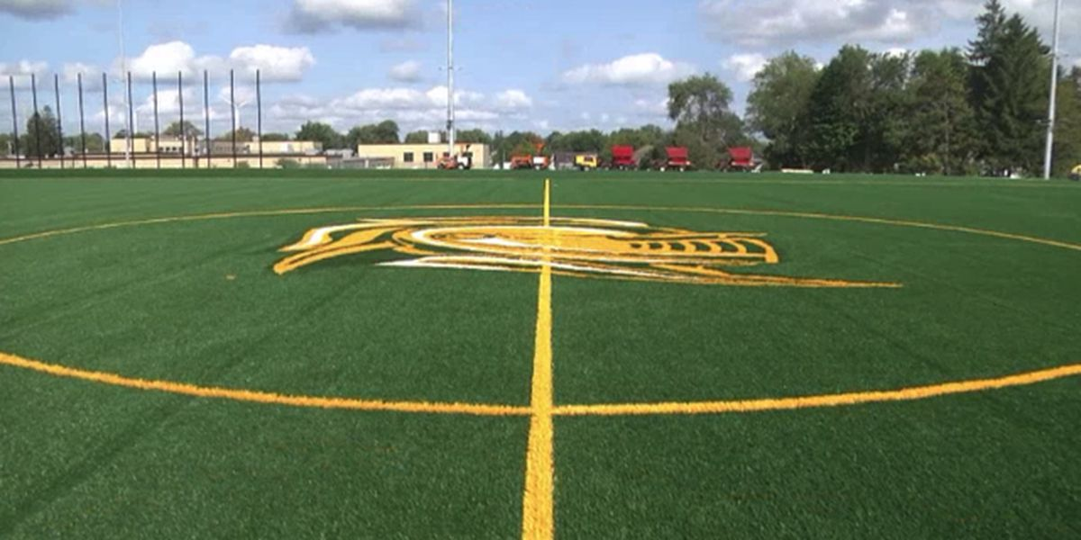 Copenhagen gets set to play on new turf field