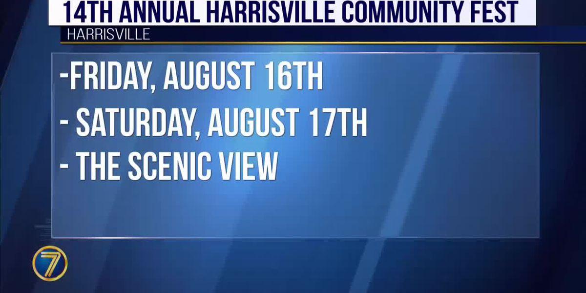 14th annual Harrisville Community Fest