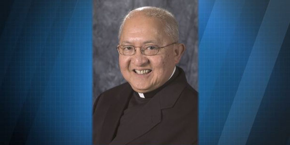 COVID claims life of local Catholic priest