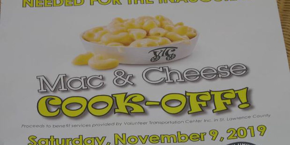 Volunteer Transportation seeks chefs for mac & cheese cook-off