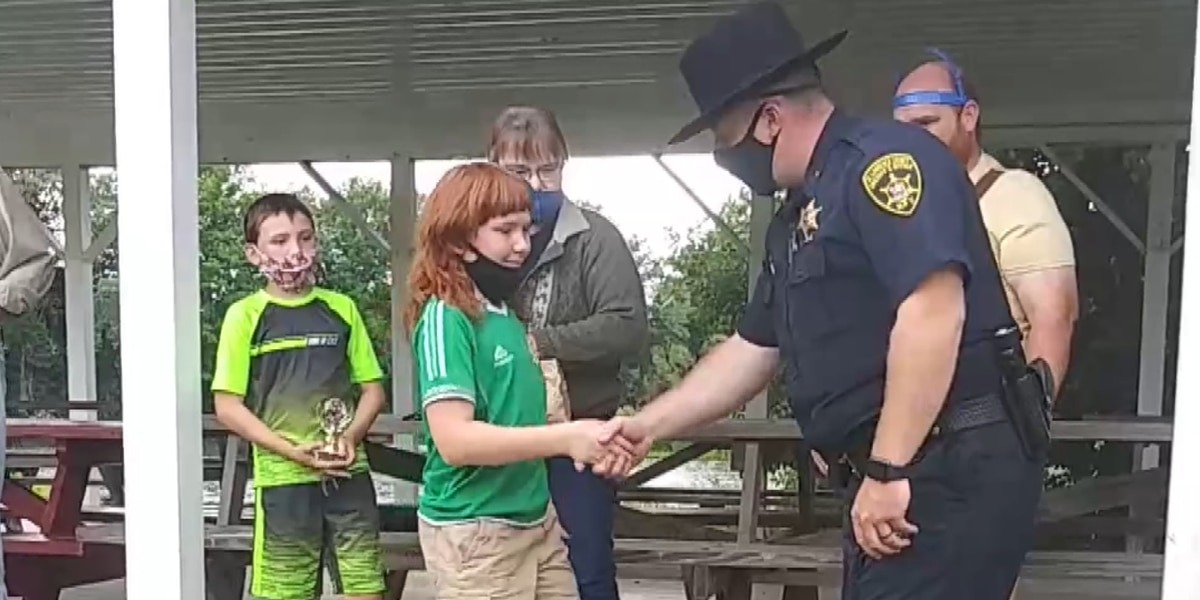 10-year-old Madrid boy honored, saves friend from drowning
