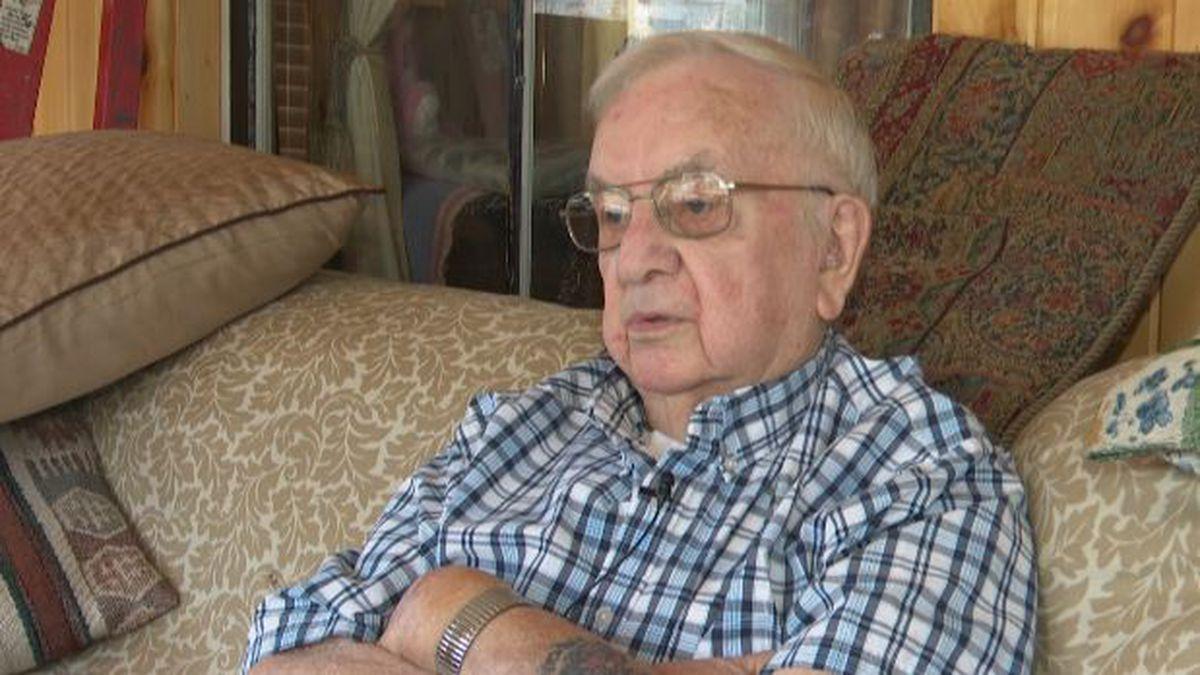 Watertown Navy veteran visits ship after 70 years