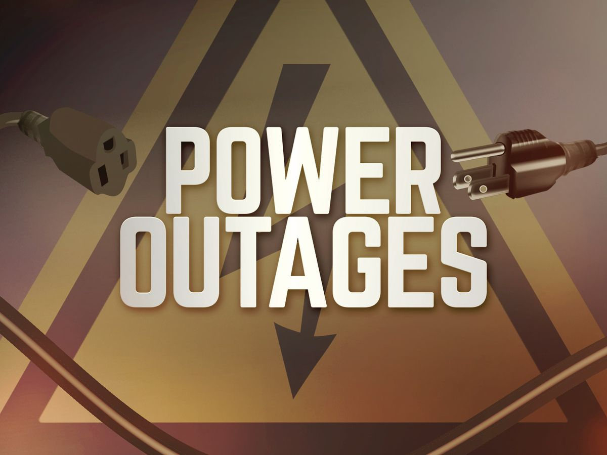 Hundreds without power in part of Jefferson County