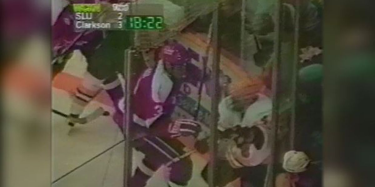 Blast from the Past: 2006 hockey rivalry
