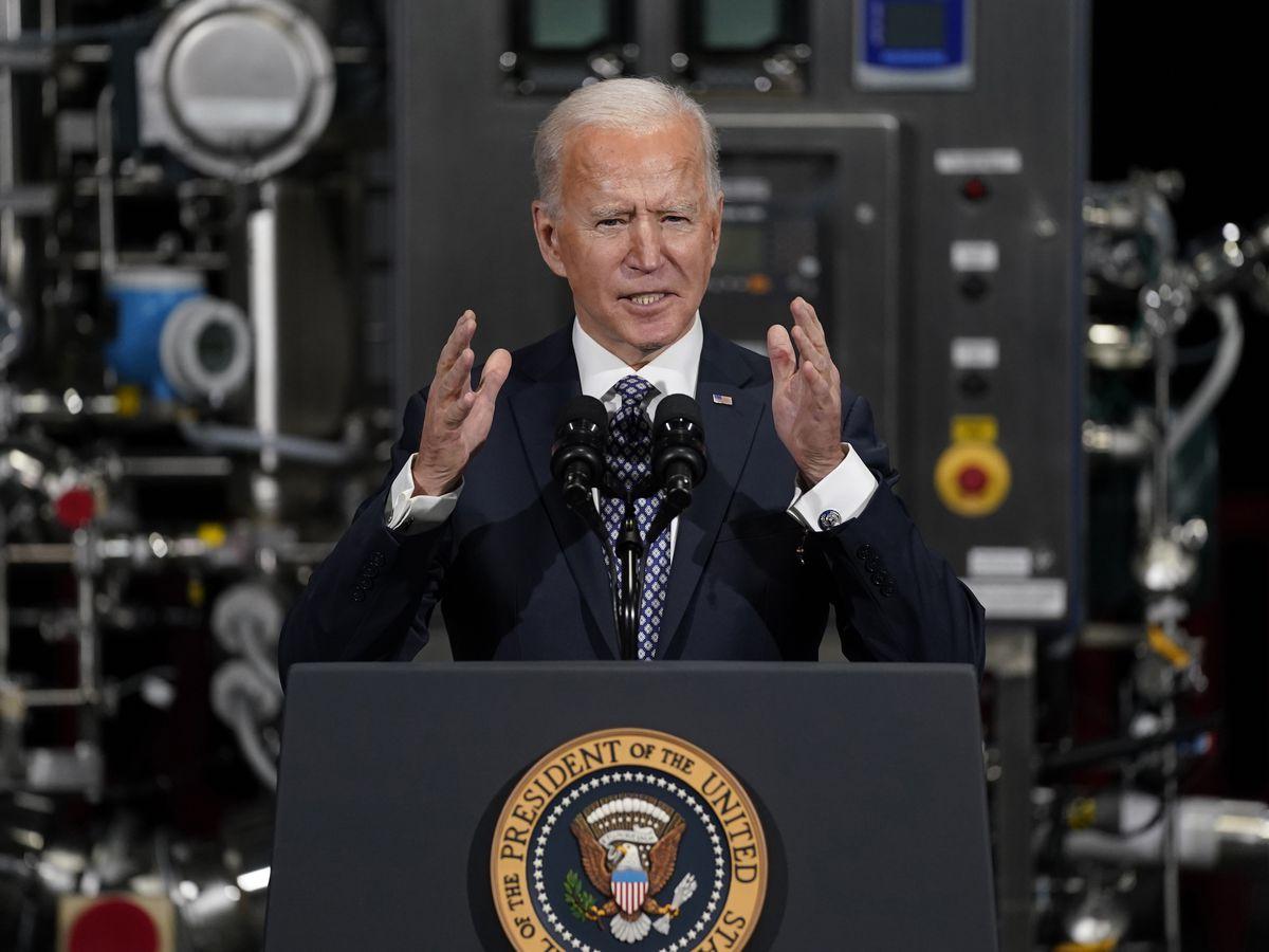 LIVE: Biden commemorates 50M vaccine shots; GOP rallies solidly against Democrats' virus aid