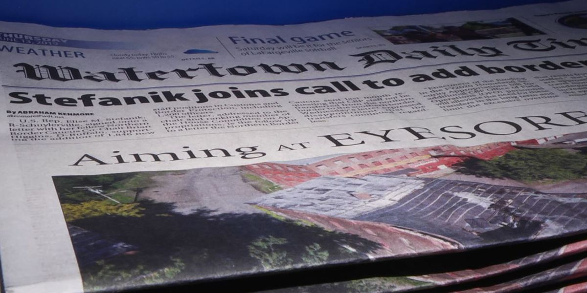 Newspaper company gets $400,000 loan from economic developers