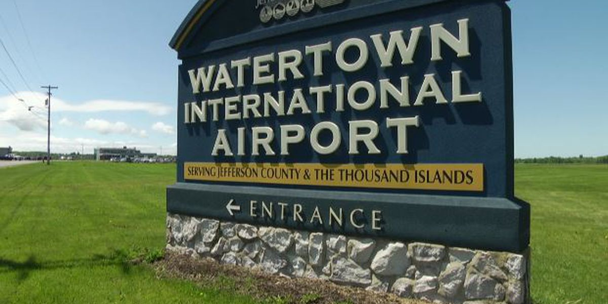 Runway project completed at Watertown airport