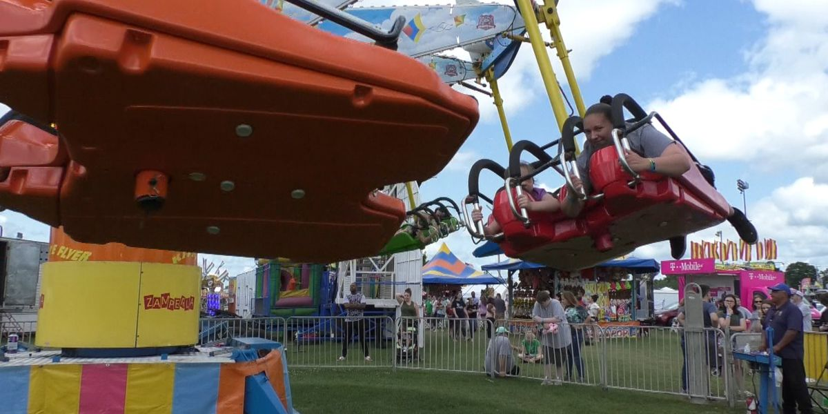 Jefferson County Fair wraps up in Watertown