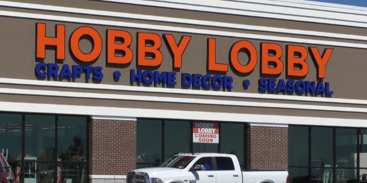 Hobby Lobby opens in Watertown, some customers need second vehicles to carry away purchases