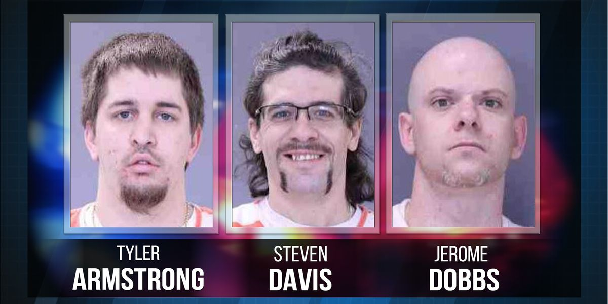6 inmates accused of trying to get drugs through mail