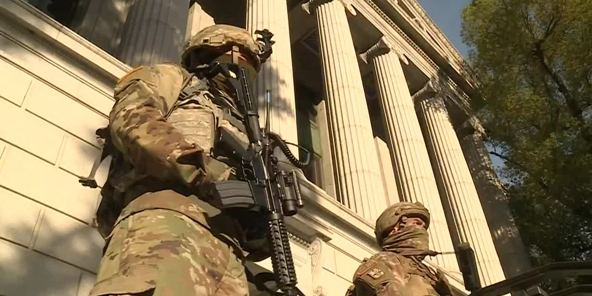 Tensions high in DC as threats loom