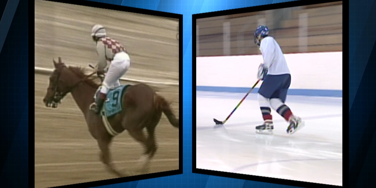 Mel's Sports History: Funny Cide Mania & Rice on the ice