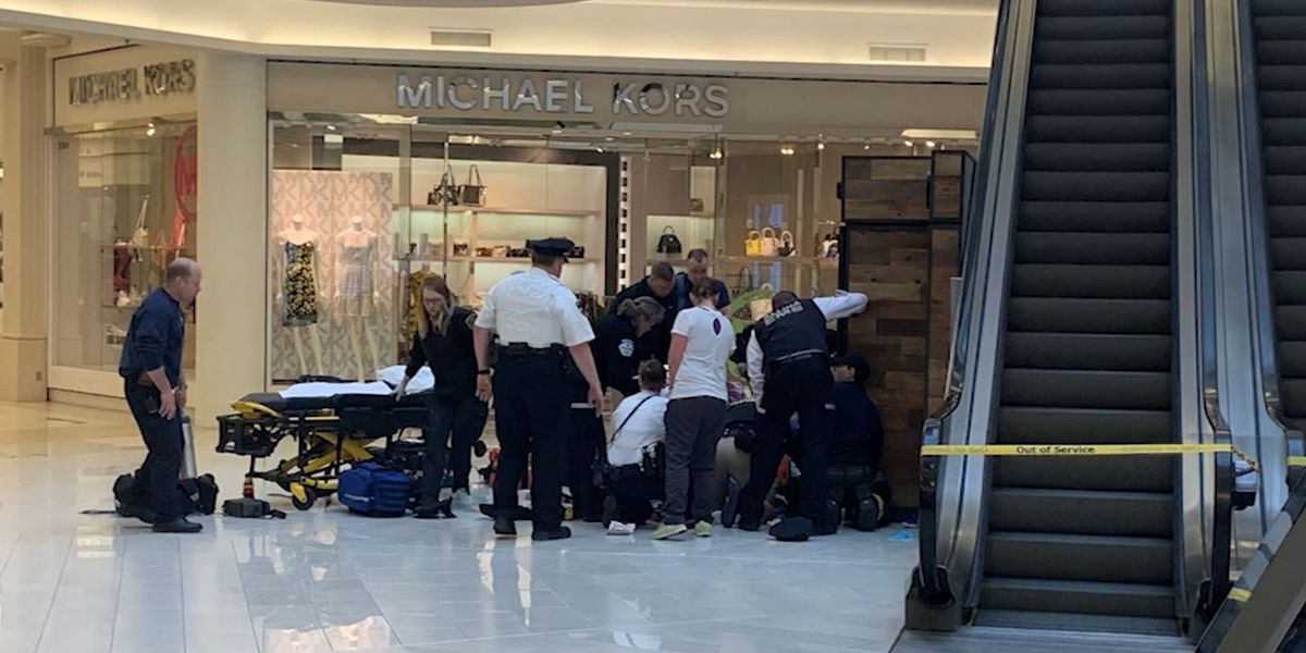 Boy thrown from Mall of America balcony moved out of intensive care