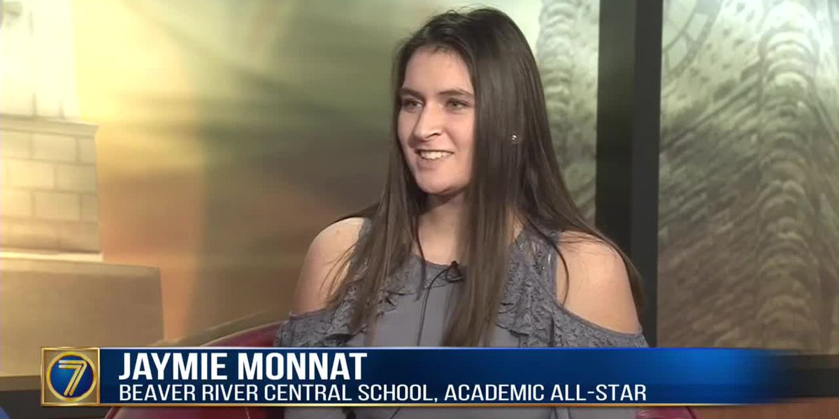 Academic All-Star: Jaymie Monnat