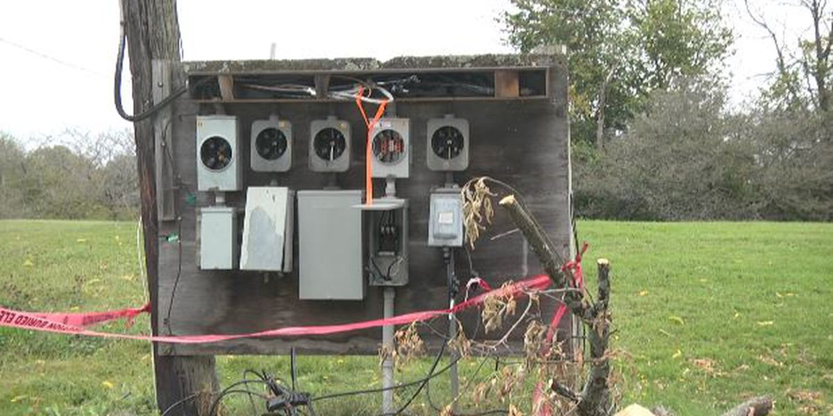 Inspector finds dangers at Canton trailer park
