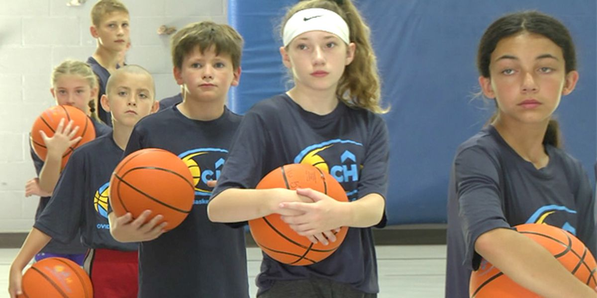 Basketball camp finds a home during pandemic