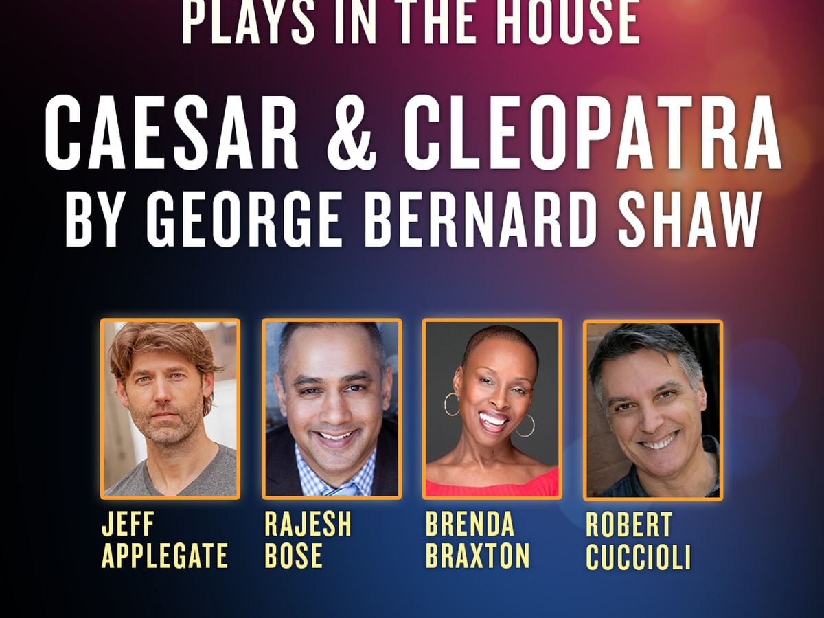 Stars in the House - Shaw's Ceasar and Cleopatra