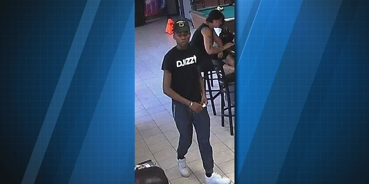 Troopers ask for help identifying larceny suspect