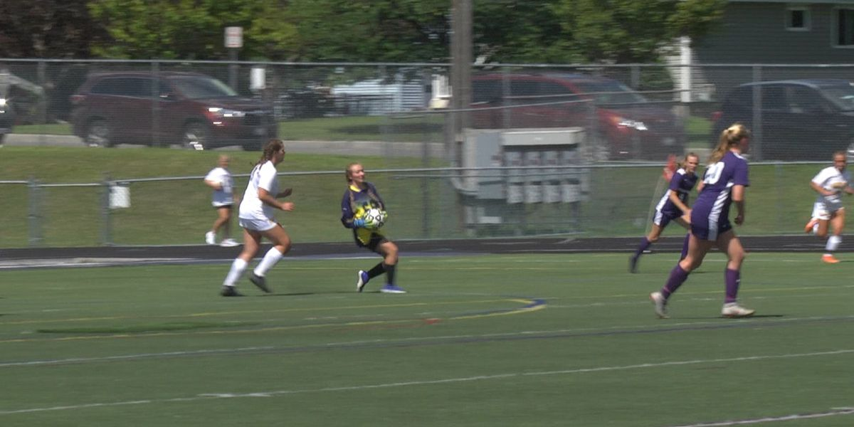 Friday Sports: Watertown Girls' Soccer blanks Canton