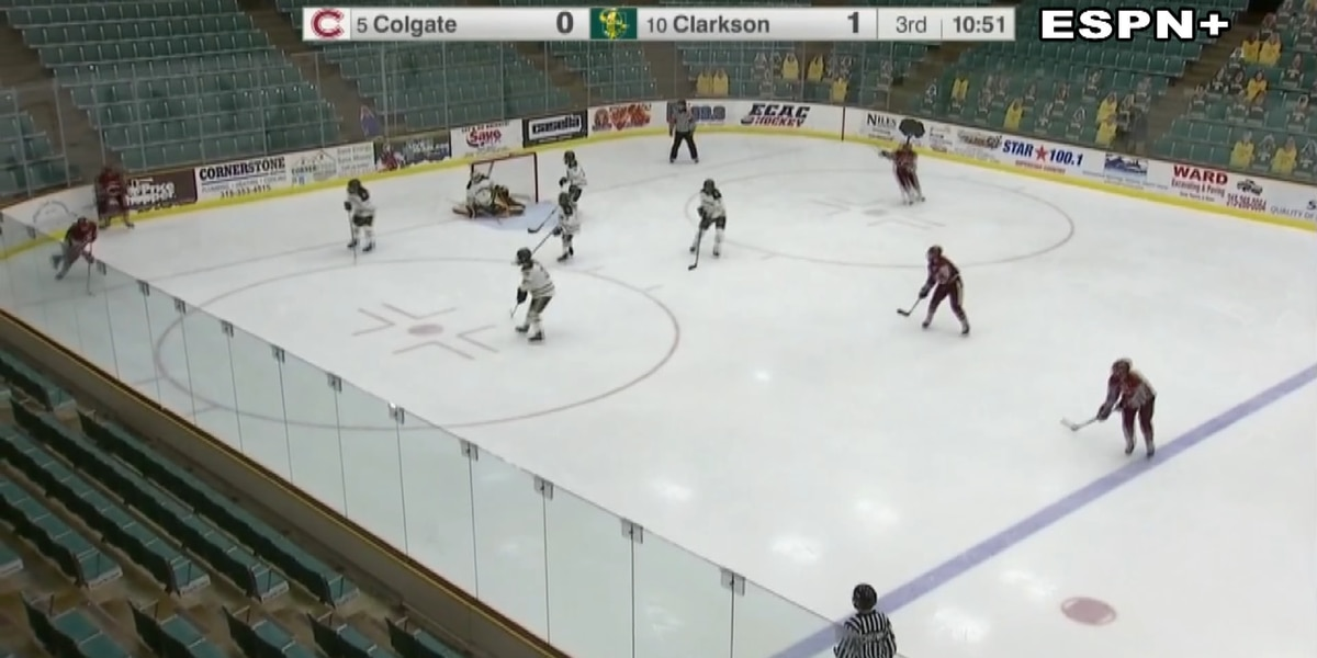 Saturday Sports: Lady Golden Knights hand Colgate first win since November
