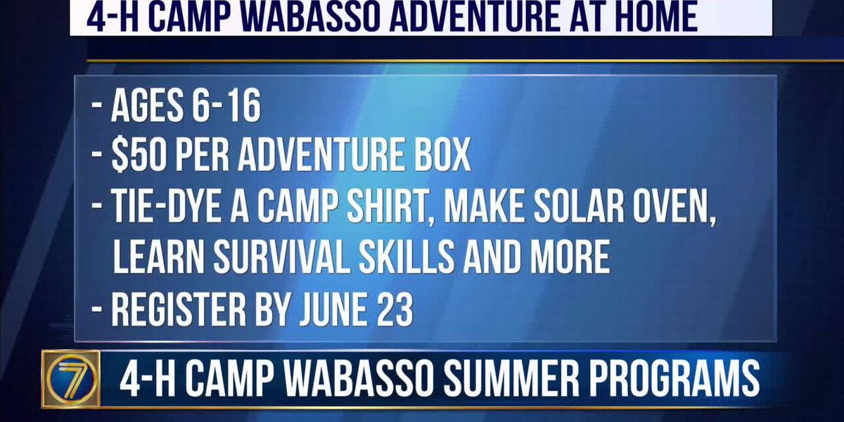 4-H Camp Wabasso offering summer programs