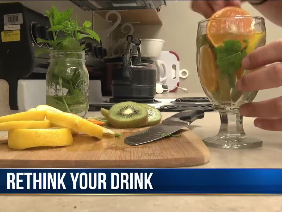 'Rethink Your Drink' & ditch the soda, health experts urge
