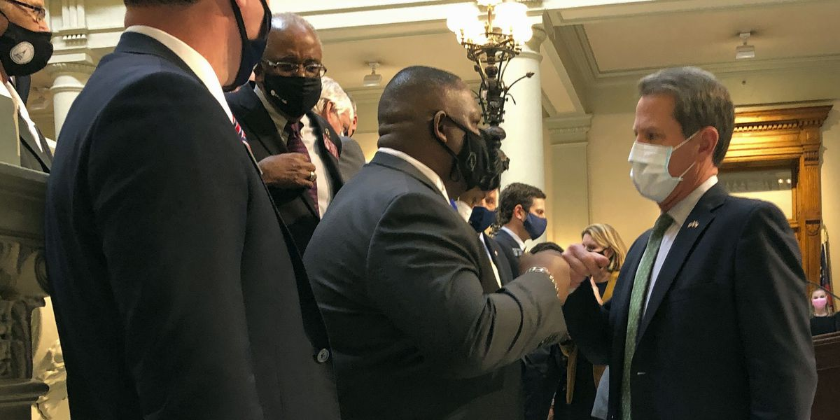 Ga. governor wants to overhaul citizen arrests after Arbery case