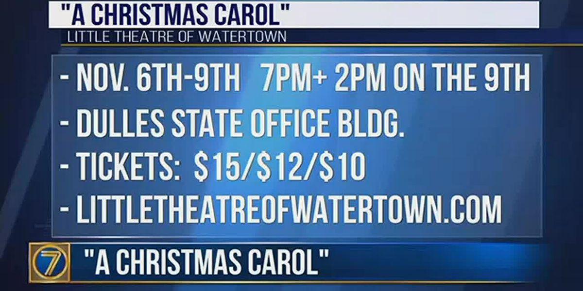 Little Threatre presents 'A Christmas Carol'