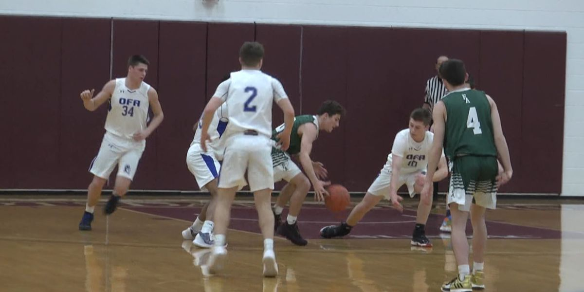 Friday Sports: Battle for Section 10 basketball titles