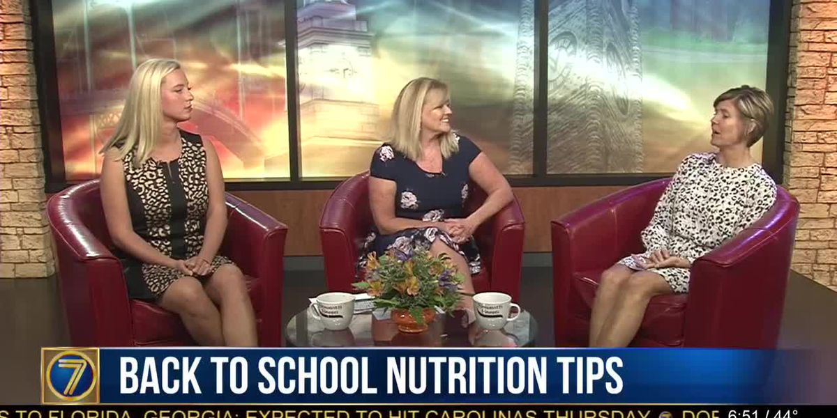 Go back to school with healthy eating habits