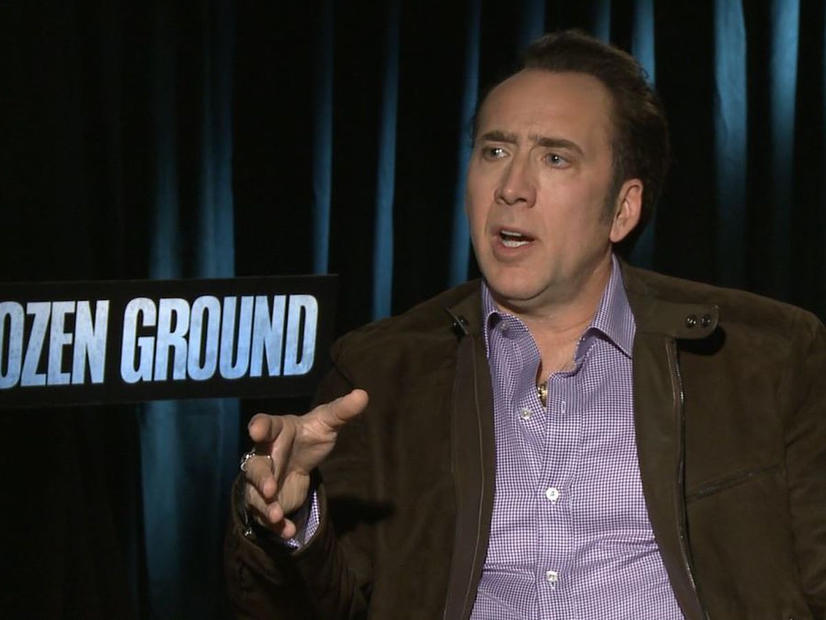 Nicolas Cage in talks to play Nicolas Cage in film about Nicolas Cage