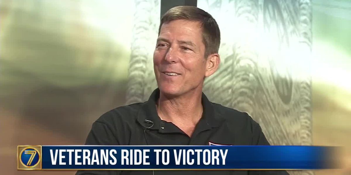 Veterans Ride to Victory this weekend