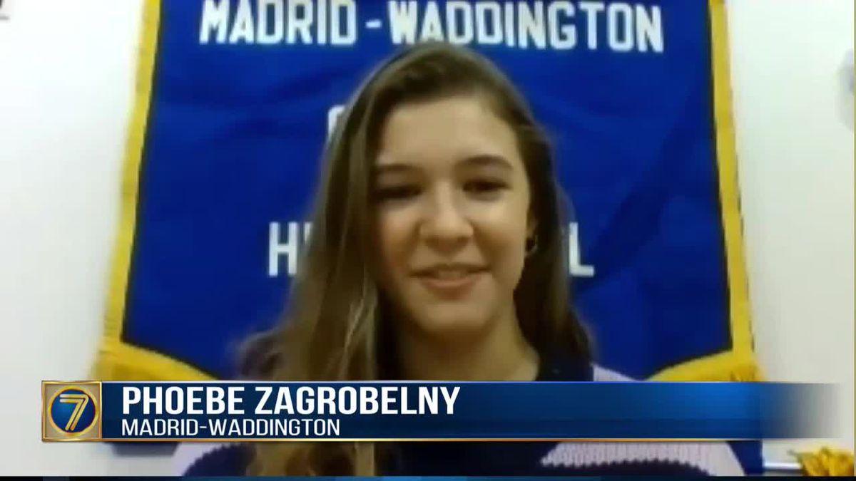 Academic All-Star: Phoebe Zagrobelny
