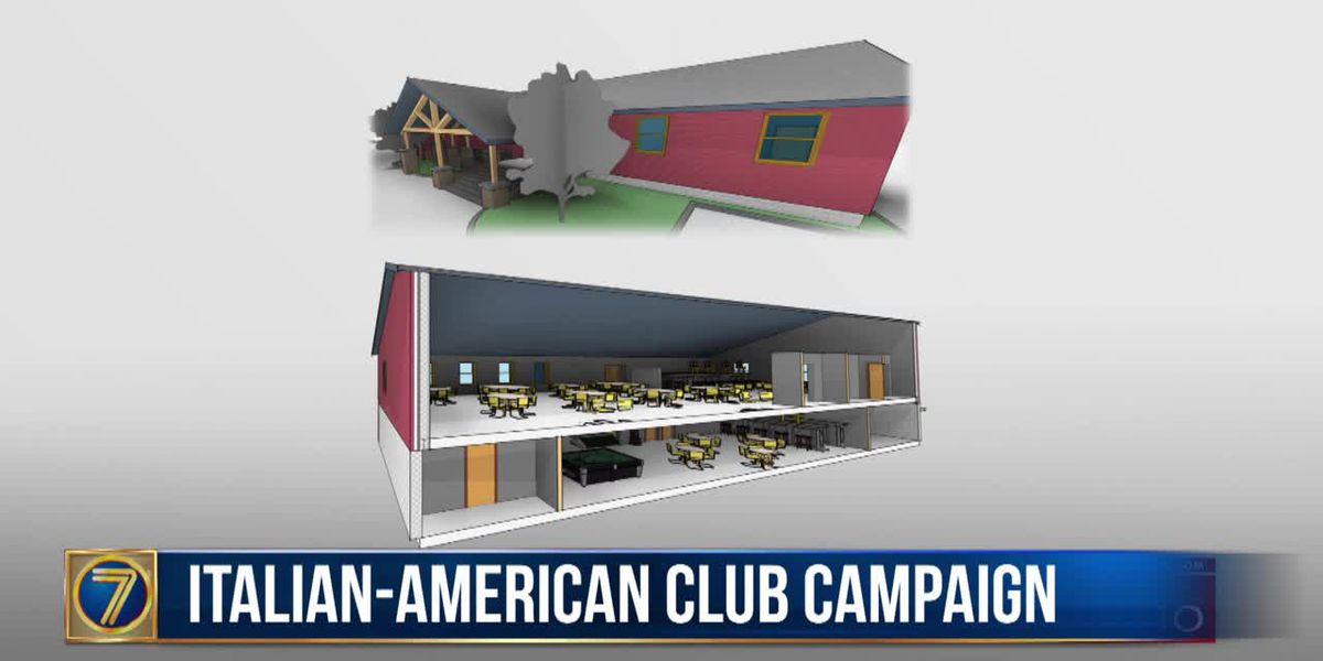 Italian-American Civic Association launches capital campaign