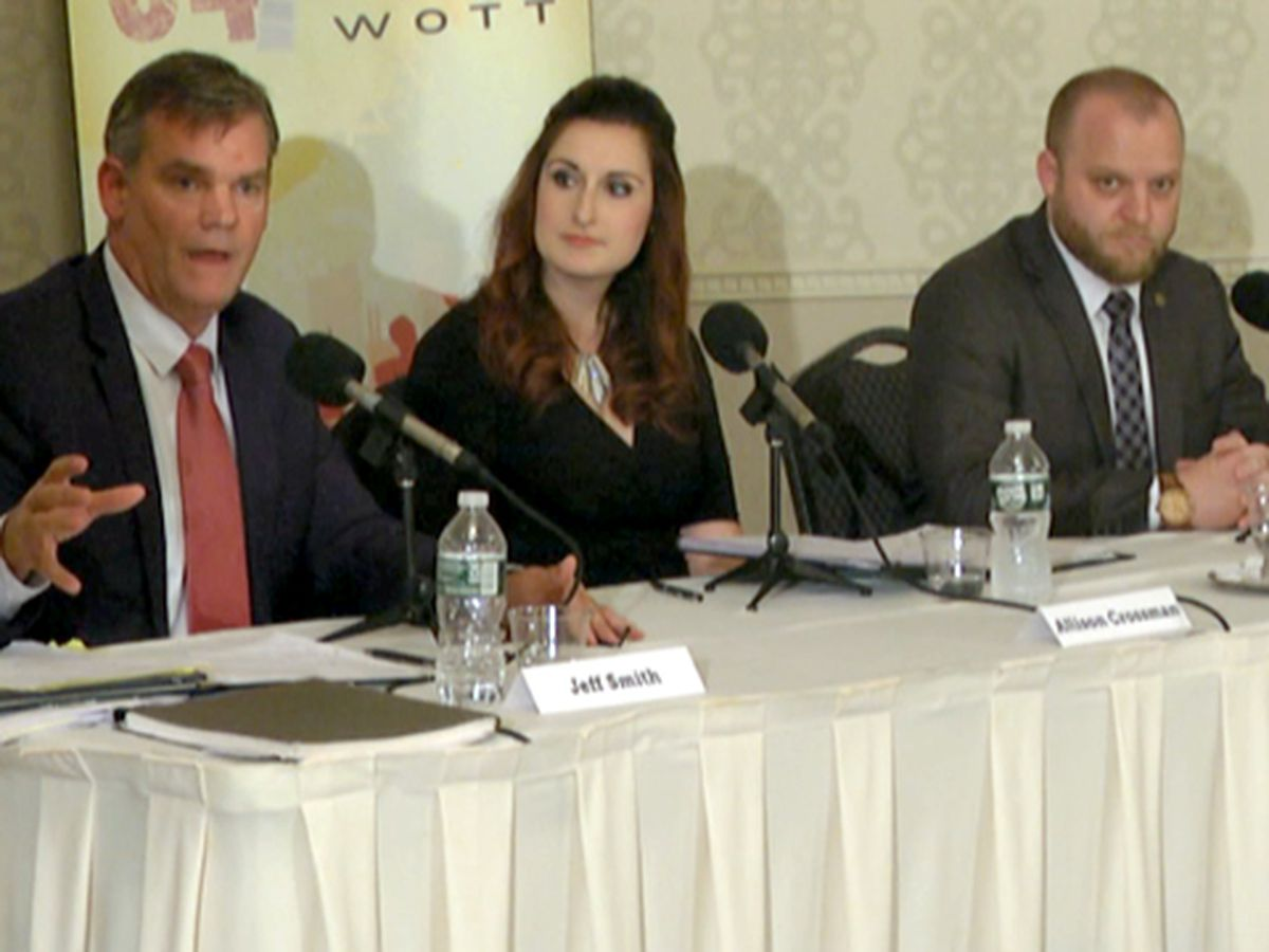 Jabs exchanged in Watertown mayoral debate