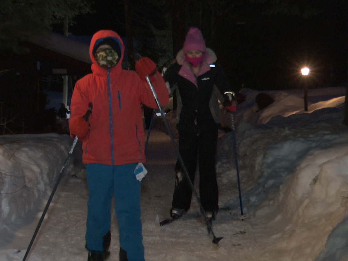 Winter activities make their way to Beaver Camp