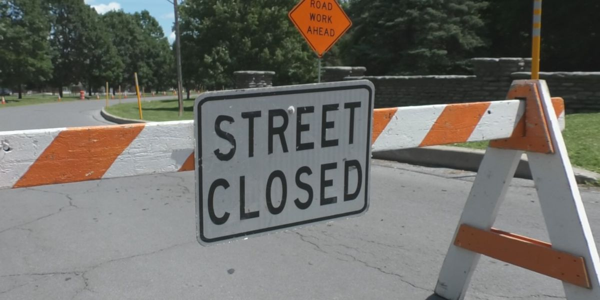 Delays expected on Watertown's Thompson Boulevard