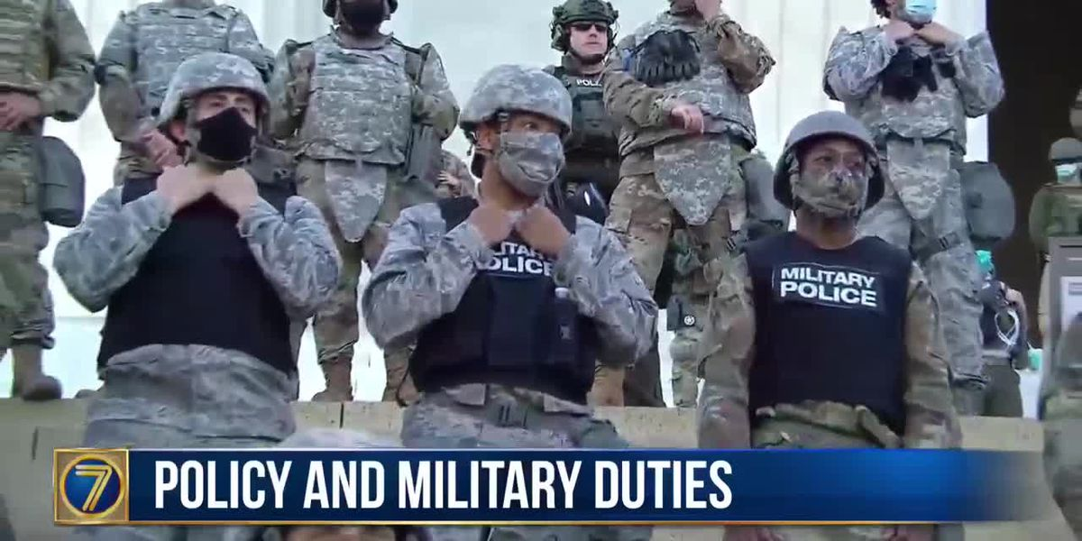 WWNY Retired Lt. Col. discusses policy and military duties