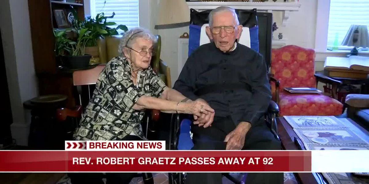 Rev. Robert Graetz, civil rights pioneer, passes away at 92