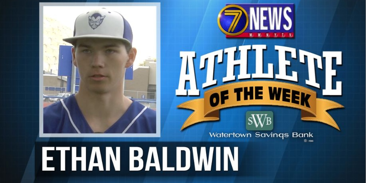 Athlete Of The Week: Ethan Baldwin