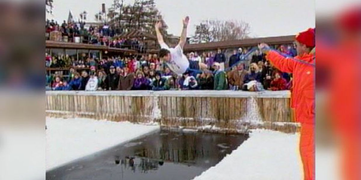 Blast from the Past: 1997 polar bear dip