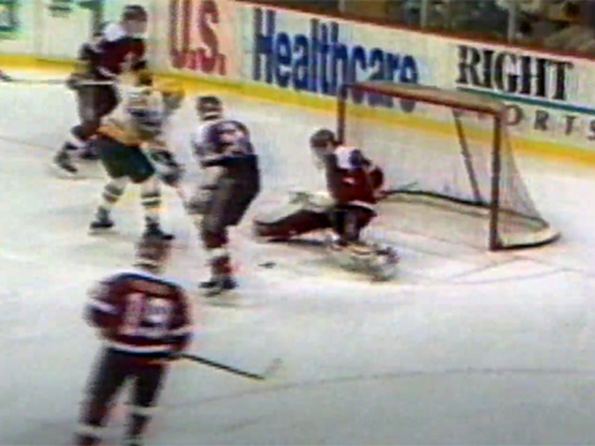 Mel's Sports History: Clarkson-St. Lawrence hockey rivalry