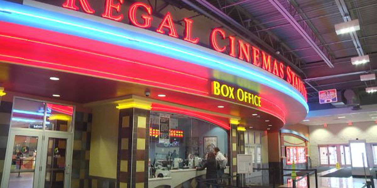 Regal to open Watertown movie theaters May 7