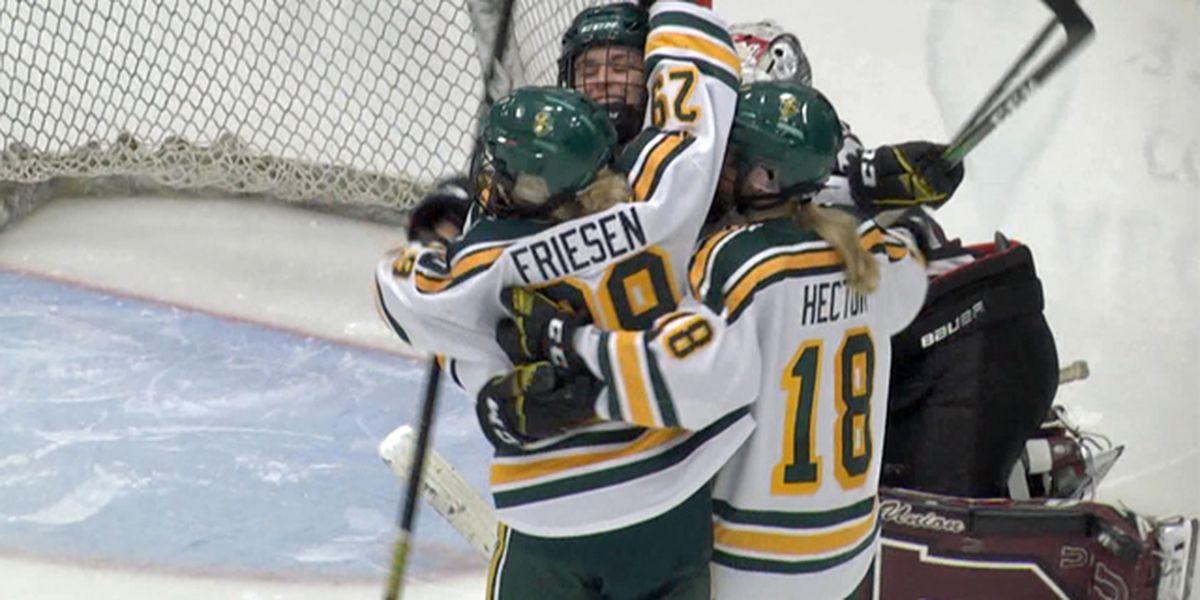 Highlights & scores: season crashes to a halt for 4 area hockey teams