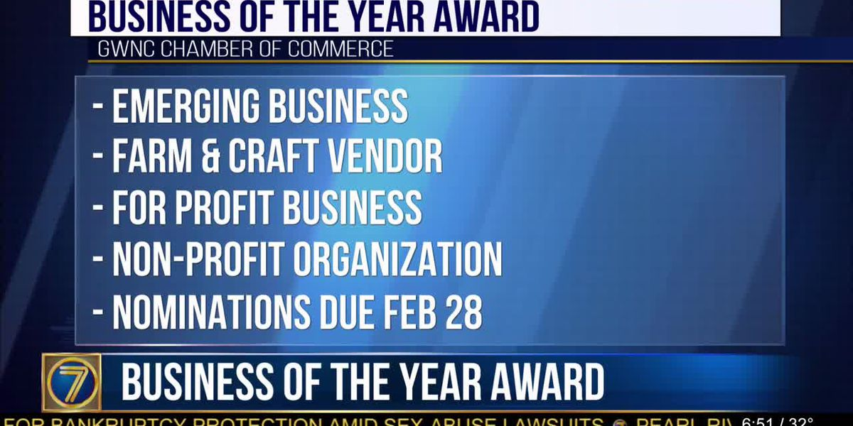Chamber seeks Business of the Year nominations