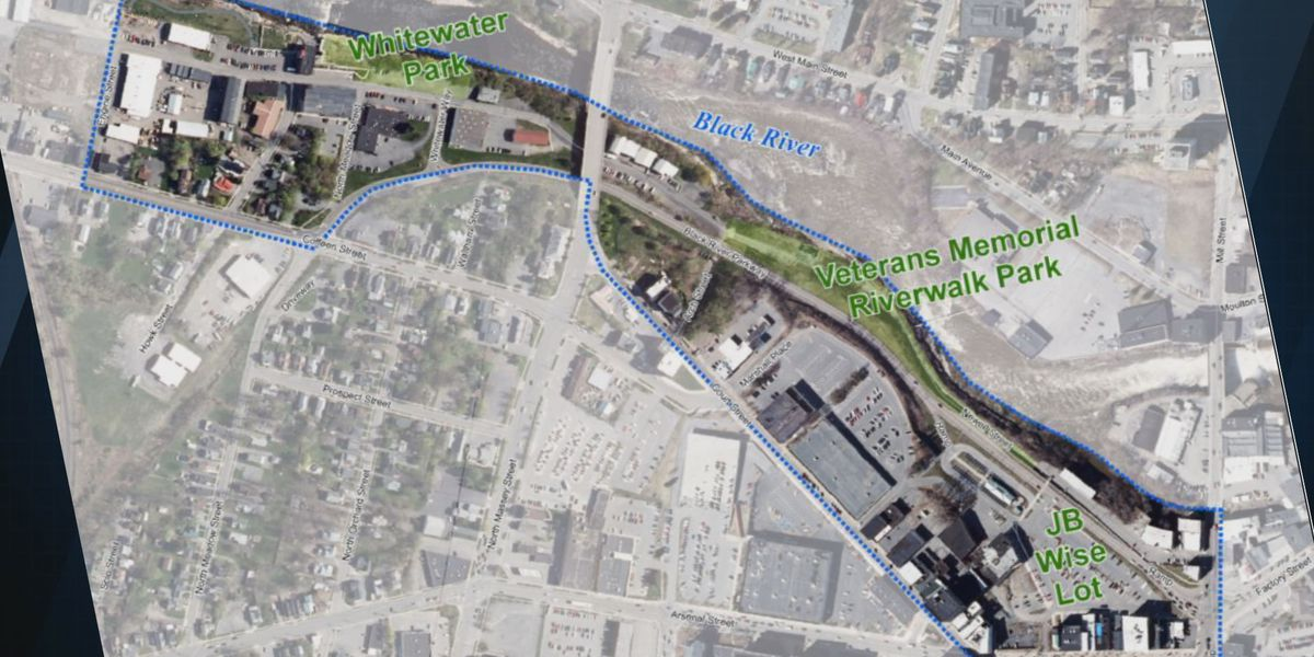 Watertown looks to improve its riverfront
